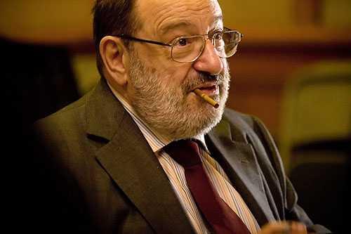 Umberto Eco. Autor: