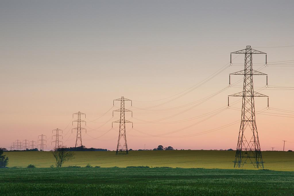Bez elektřiny by se nám vedlo špatně. Autor: Ian Britton
