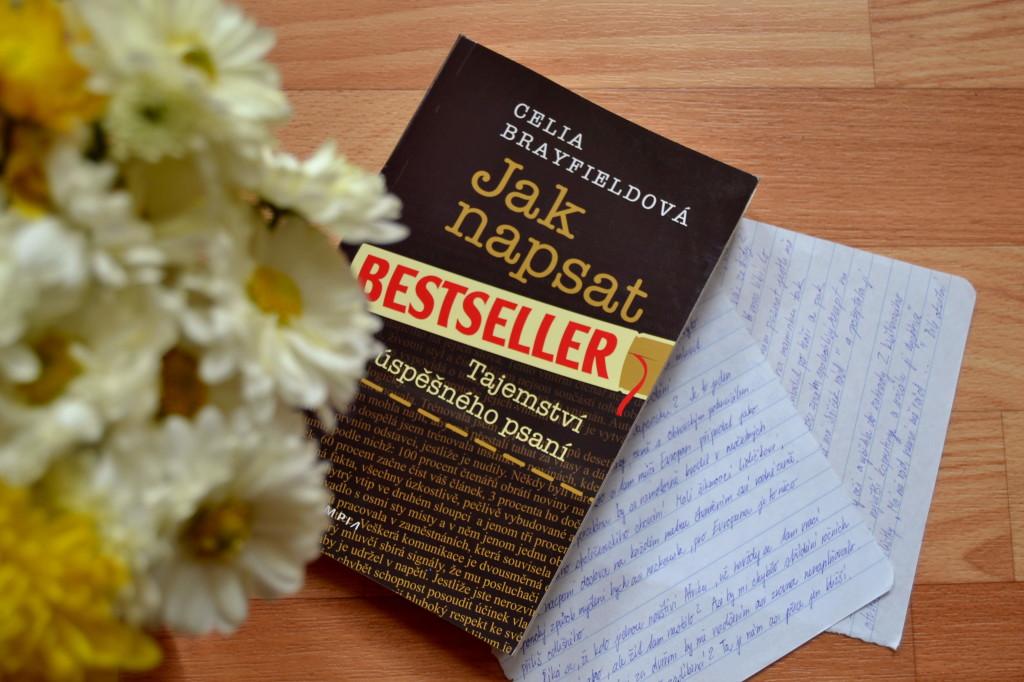 Kniha Jak napsat bestseller