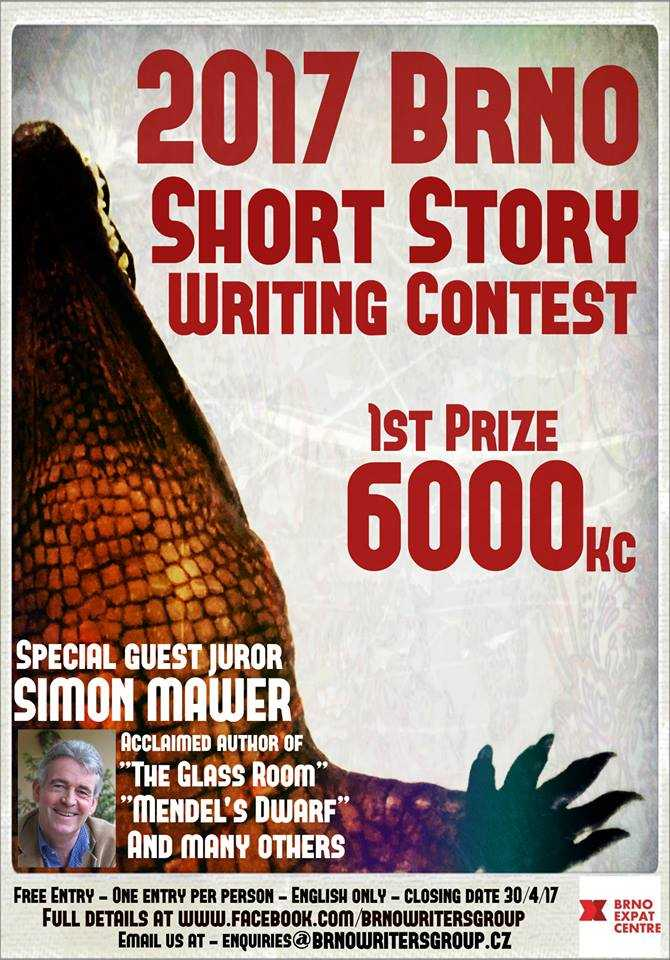 Brno Writing Contest