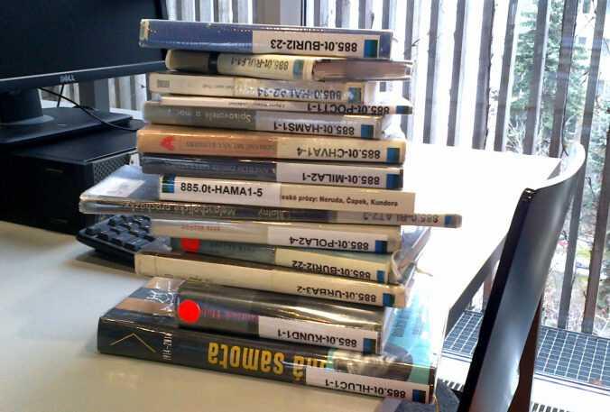 Knihy.
