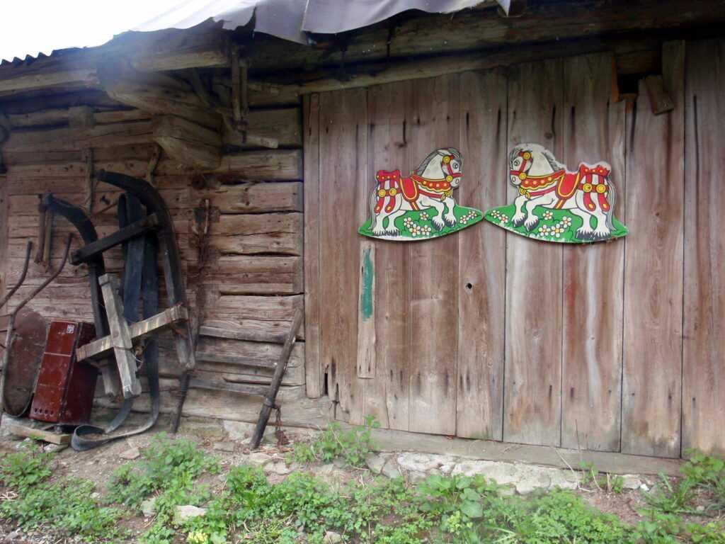 Jánošíkovci osada