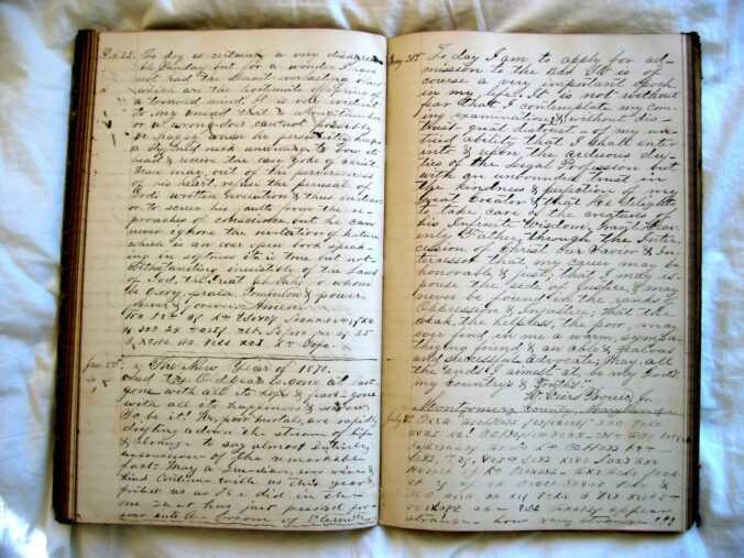 Deník.