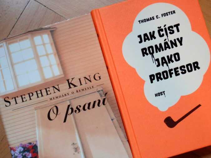 O psaní a Jak číst romány jako profesor