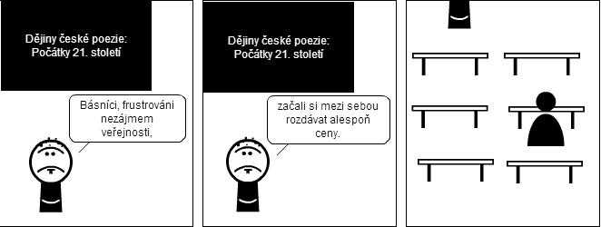 komiks poezie