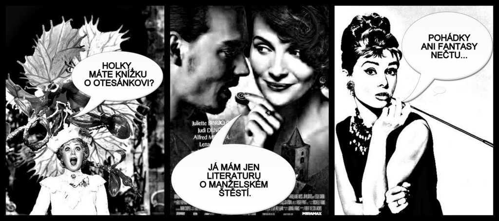 komiks Audrey