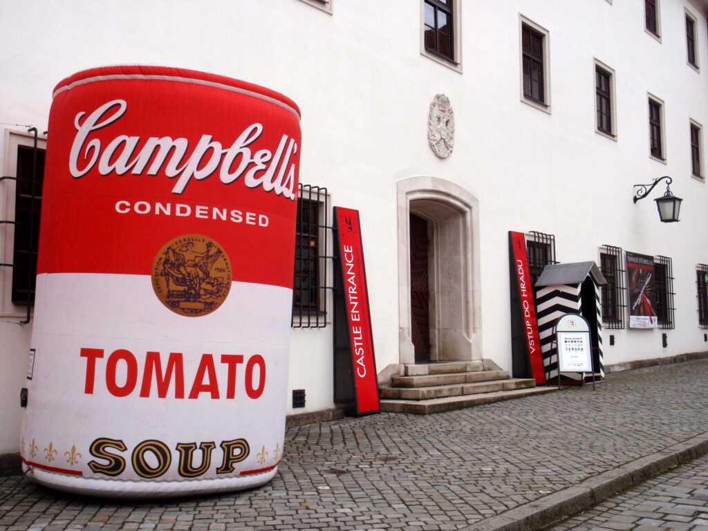 konzerva od Warhola