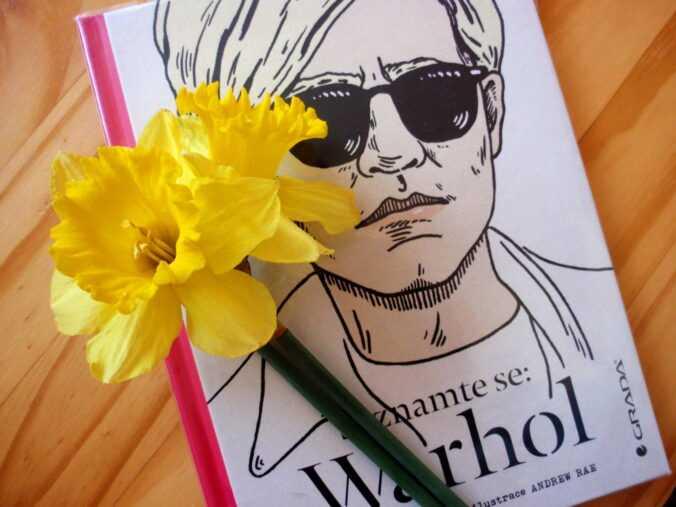Kniha Seznamte se: Warhol