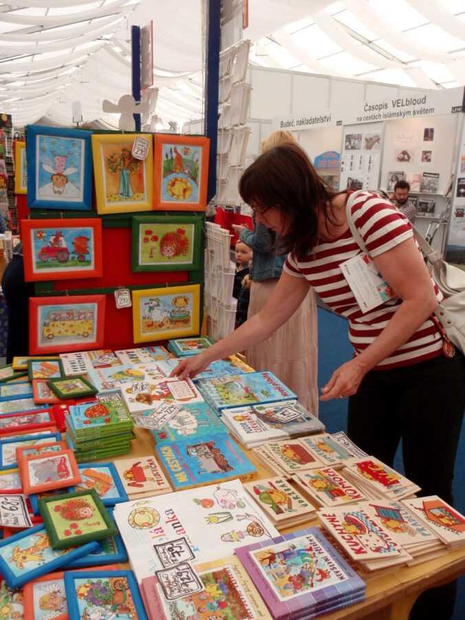dětské knihy