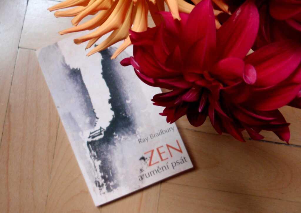 kniha Zen a umění psát