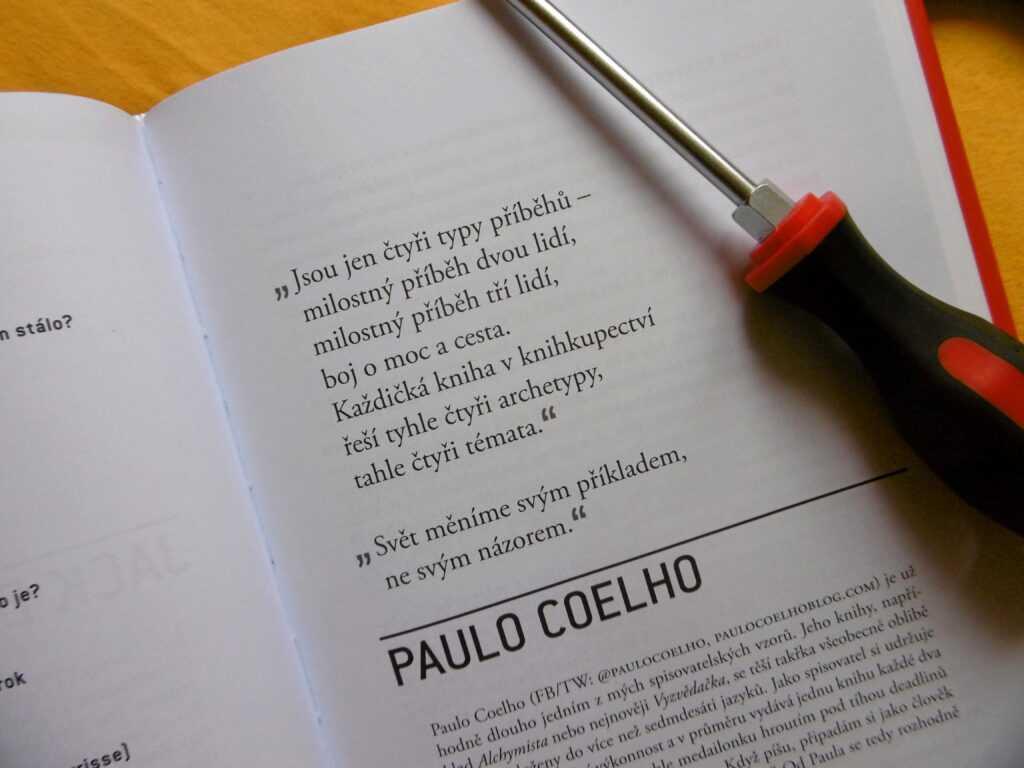 citát Paulo Coelho